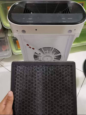 Air Purifier (Breath in Nature) With U/V Efficient Sterilazation