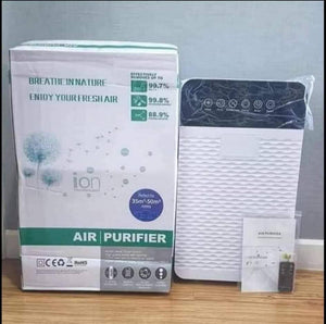 Air Purifier (Breath in Nature)