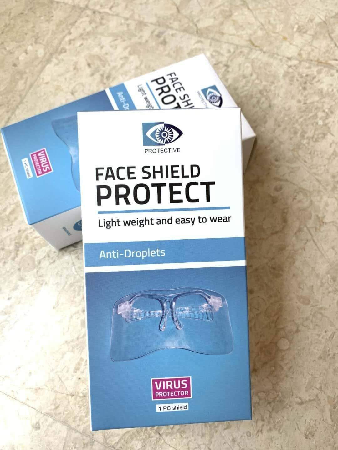 Face Shield Protect