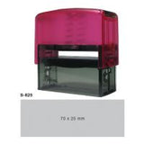 Shiny S-825 Shiny Printer Self Inking Stamp (5 Available Colors to choose from)