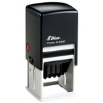 Shiny S-542D  Self-Inking Dater Rubber Stamp