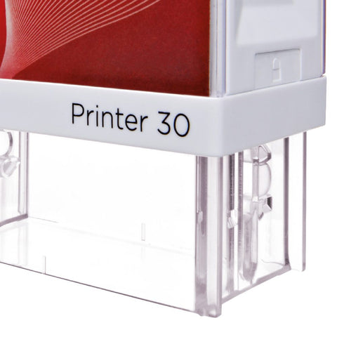 Colop 30 Self-Inking Rubber Stamp
