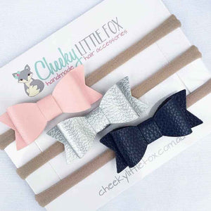 Cheeky Little Fox FB Bow