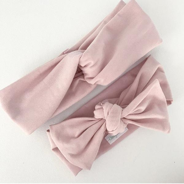 Blush Turban Headband