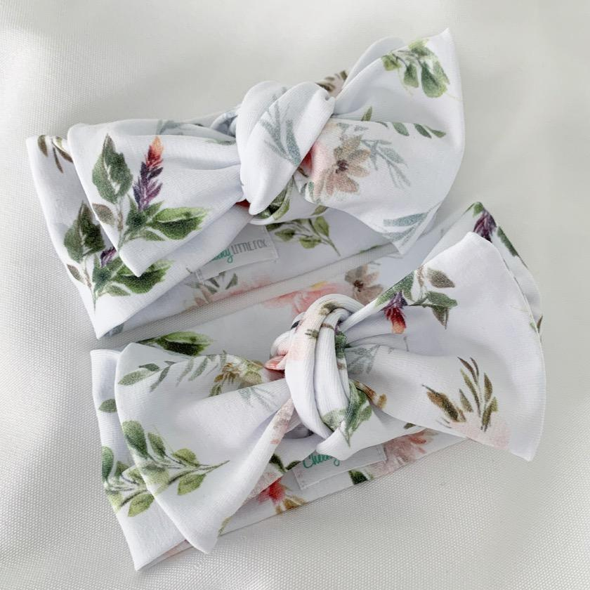 Vivienne Rose Bow Knot Headband