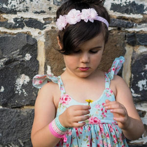Metallic Triple Betsy Headband