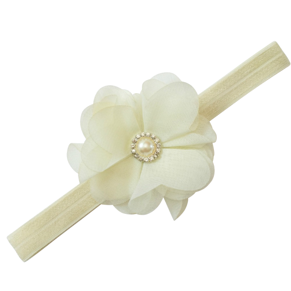 Single Pearly Lou Headband