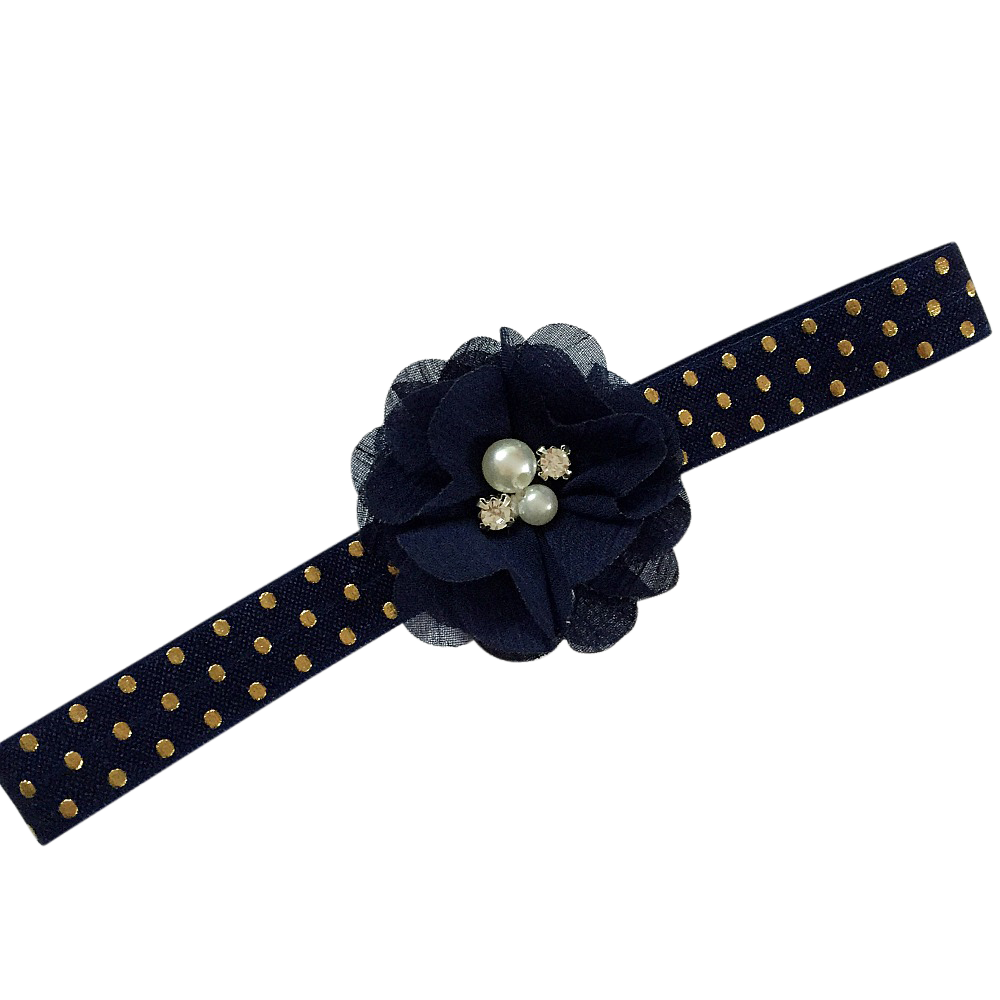Metallic Single Betsy Headband
