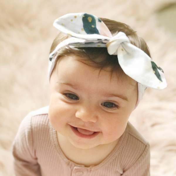 Sweet Dreams Top Knot Headband