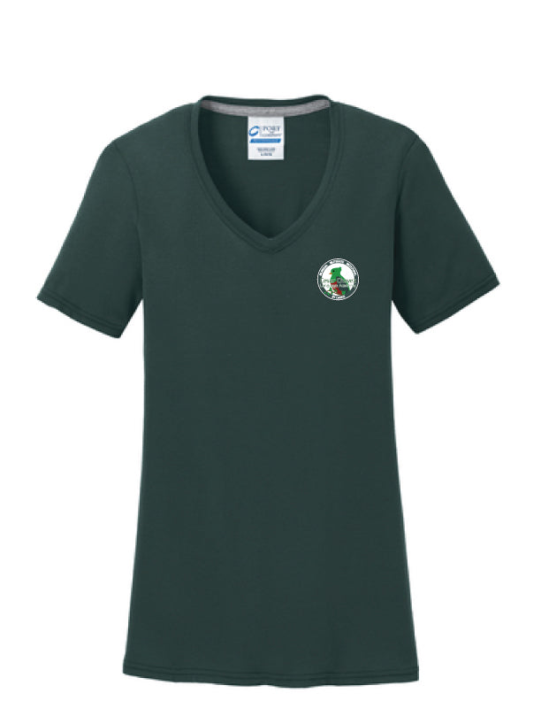 CCLA Adult Women's V Neck Shirts