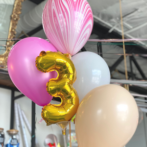 Floor Bouquets | Party Balloons