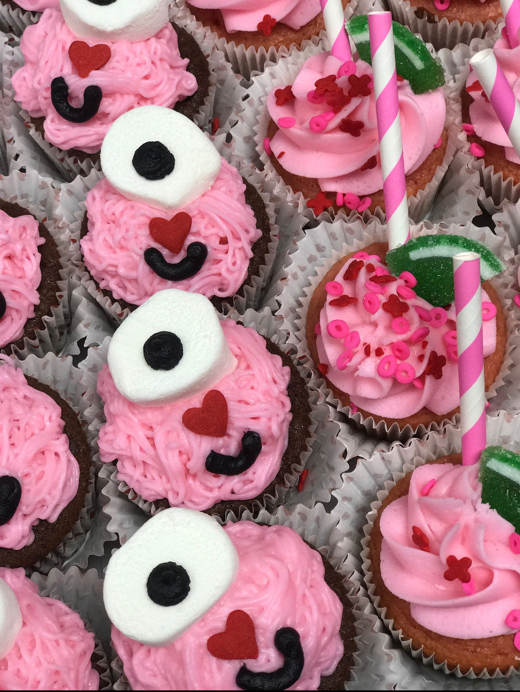 Valentine Cupcakes - PreOrder Only