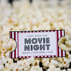Movie Night Family Pack
