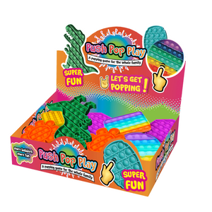 Push Pop Play - Pack of 24 (Assorted)
