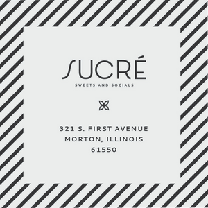 Sucré Sweets and Socials Gift Card
