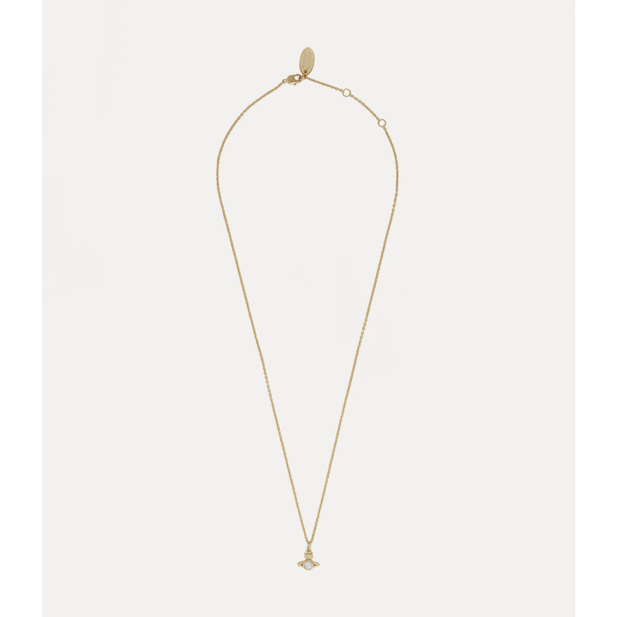 VIVIENNE WESTWOOD JEWELLERY LONDON ORB PENDANT GOLD