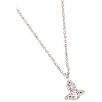 VIVIENNE WESTWOOD JEWELLERY LONDON ORB PENDANT RHODIUM