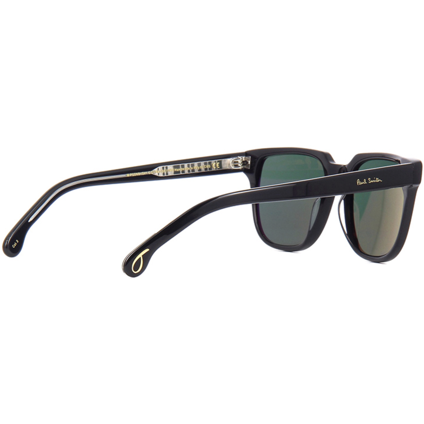 PAUL SMITH EYEWEAR AUBREY SUNGLASSES BLACK INK