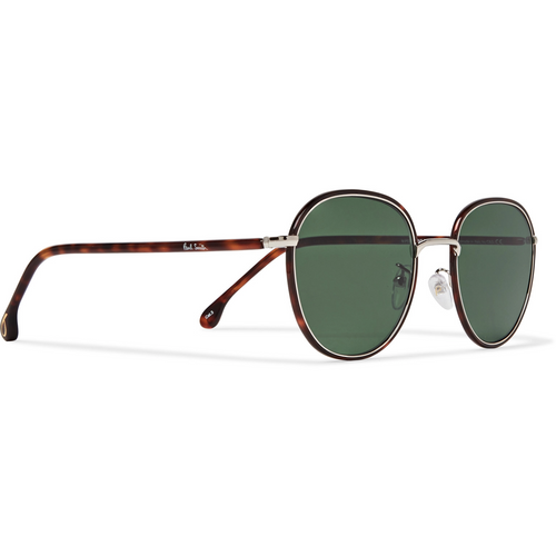 PAUL SMITH EYEWEAR ALBION SUNGLASSES V2 TORTOISE/SILVER