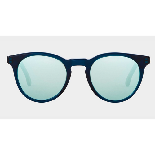 PAUL SMITH EYEWEAR ARCHER V2 SUNGLASSES PEACOCK DEEP NAVY