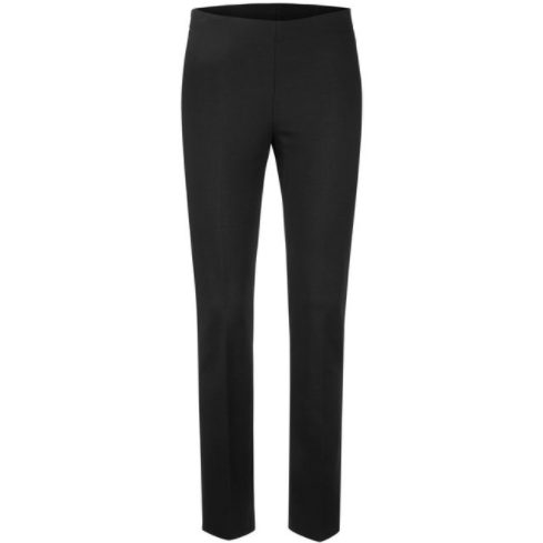 MARC CAIN FINE JERSEY PANTS BLACK
