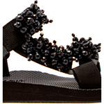 Black Pearl Sandals