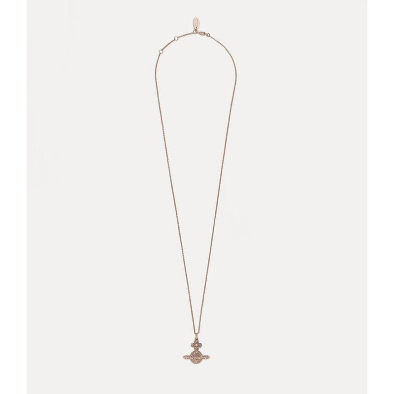 GRACE SMALL PENDANT PINK GOLD