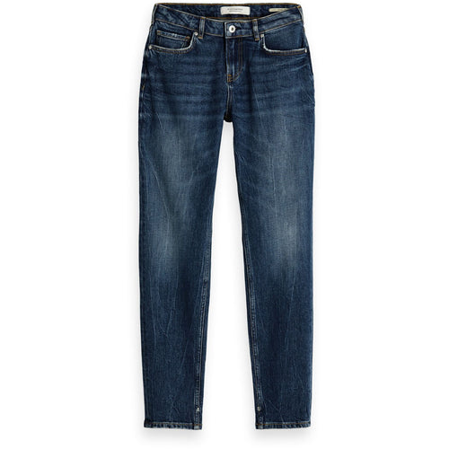 SCOTCH AND SODA THE KEEPER JEANS DEEP BLUE