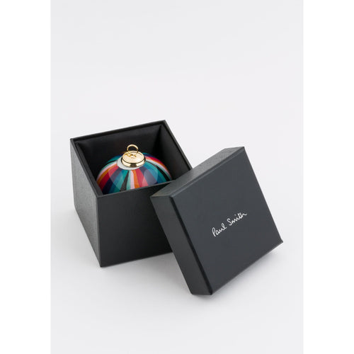 PAUL SMITH DESIGN HAND PAINTED BAUBLE TEARDROP