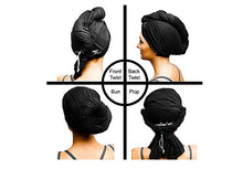 The #1 HairCare Towel Head Wrap