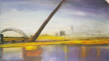 The Tyne & Millenium Bridges - Fionn Murphy's Latest Originals