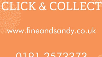 Click & Collect @ Fine & Sandy