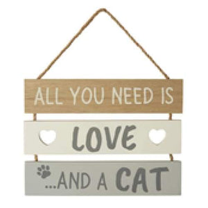 All you need is love ...and a Cat