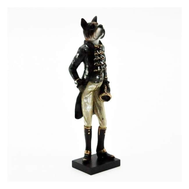 Aristocrat Dog Figurine (38cm)