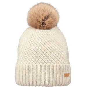 BARTS  - Bexney Beanie Hat For Women In Cream (One Size)