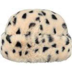 BARTS Cherrybush faux fur hat - Print White
