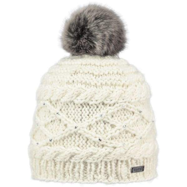 BARTS  - Claire Beanie Hat For Women In Cream (One Size)