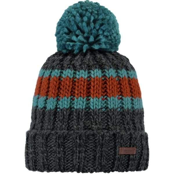BARTS - Darrin Beanie - Dark Heather - Hats