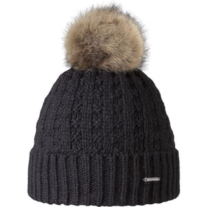 BARTS  - Filippa Beanie Hat For Women In Black (One Size)