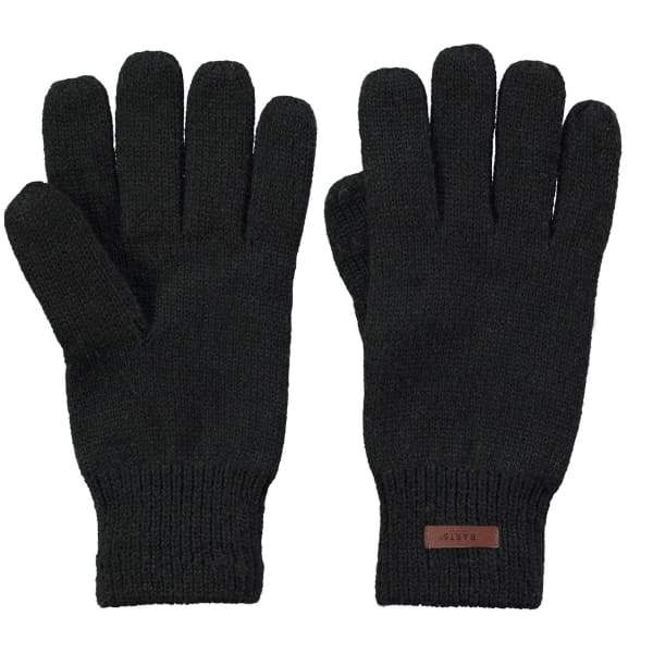 BARTS - Haakon Gloves - Black -M/L - Gloves