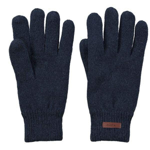 BARTS - Haakon Gloves - Navy -M/L - Gloves