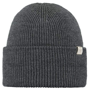 BARTS - Haveno Beanie - Dark Heather - Hats