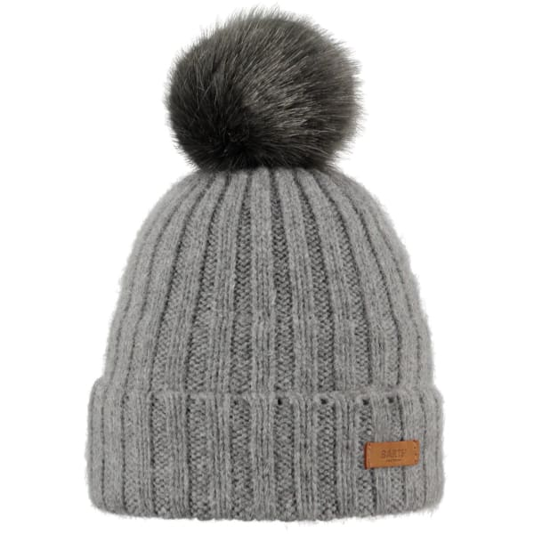 BARTS Linda Beanie - Dark Heather