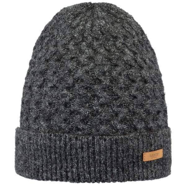 BARTS - Patina Beanie - Dark Heather - Hats