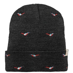 BARTS - Vinson Beanie - Dark Heather - Hats