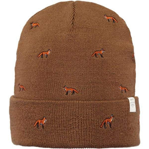 BARTS - Vinson Beanie Hat For Men In Toffee Brown