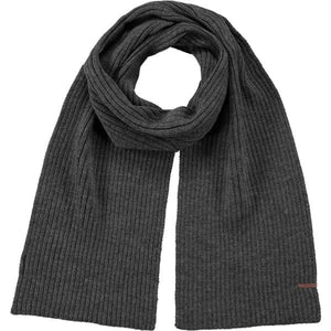 BARTS - Wilbert Scarf - Heather Grey - scarf