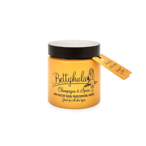 Betty Hula Champagne & Spice Shea Butter Body Moisturiser