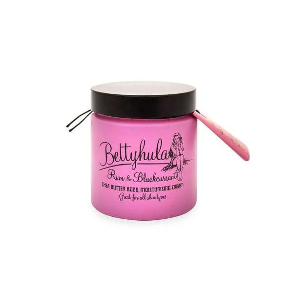 Betty Hula Rum & Blackcurrant Shea Butter Body Moisturiser