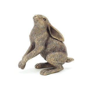 Bronze Hare Dreaming